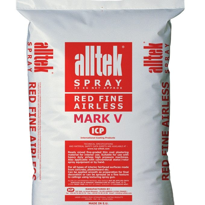 Alltek Red Fine Mark V