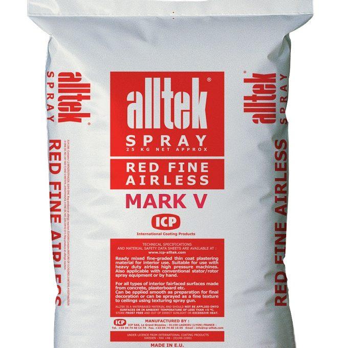Alltek Red Fine Mark V