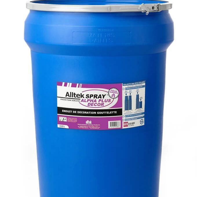 Alltek Spray Alpha Plus Décor - Pièces Humides