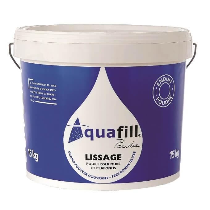 AQUAFILL lissage poudre 15 kg