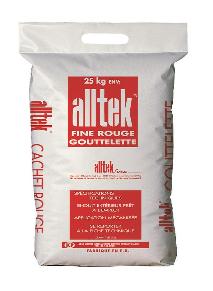 Alltek Cachet Rouge 25kg