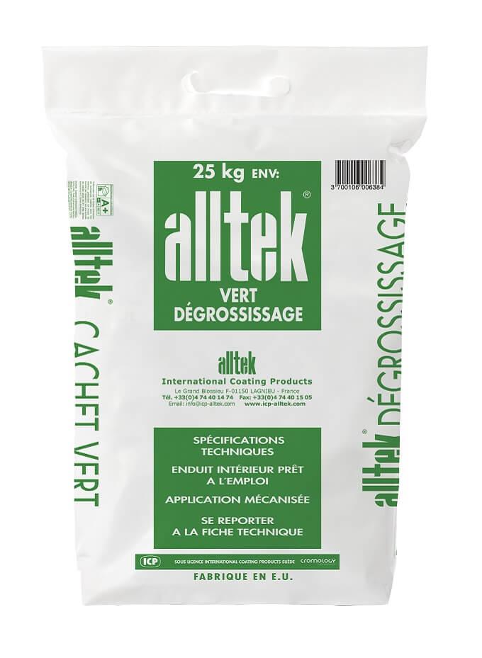 Alltek Cachet Vert 25kg