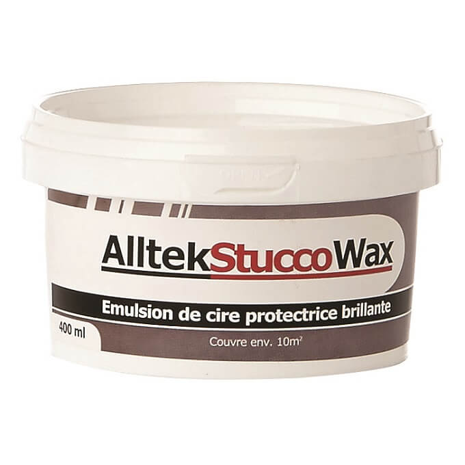 Alltek STUCCO Wax-400 ml