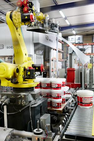 ICP Alltek - Outil industriel