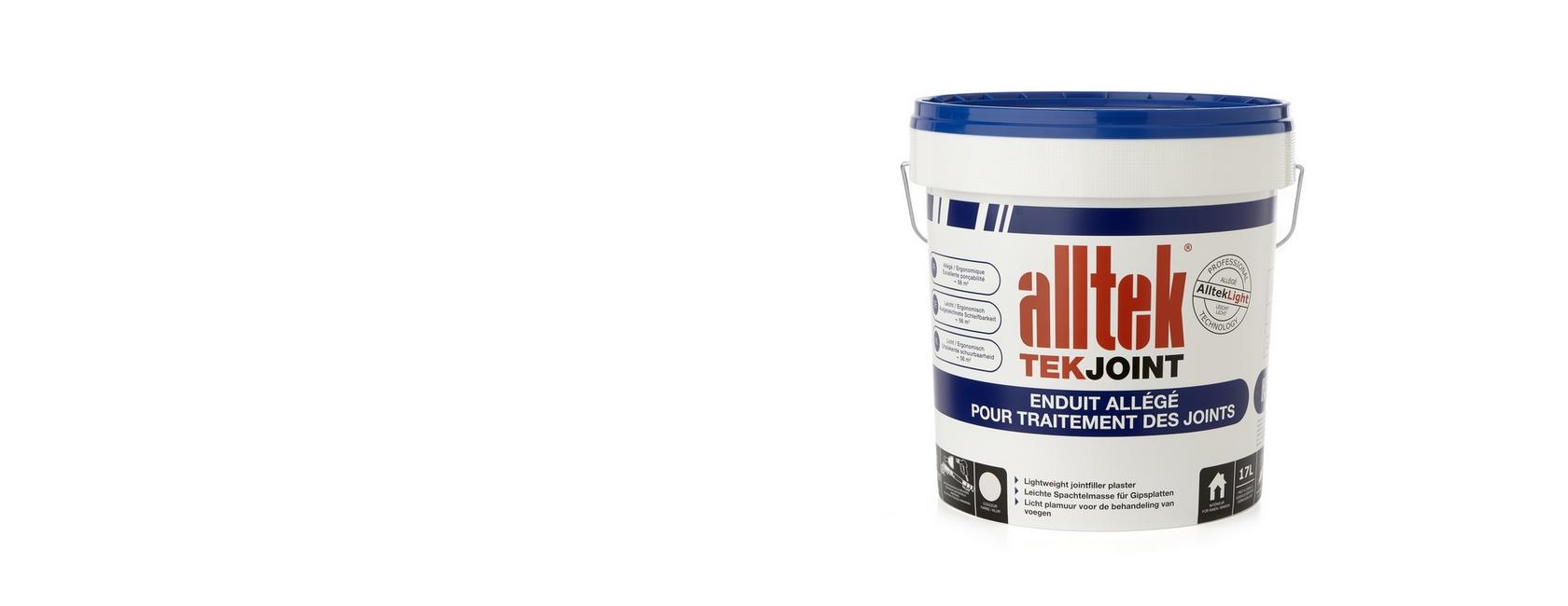 Enduit à joint allégé Alltek Tekjoint