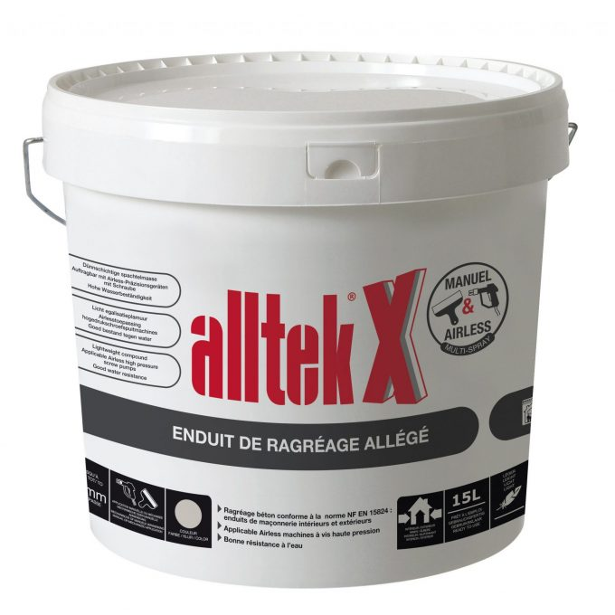 Produit Seau Alltek X 1 Seau 15L
